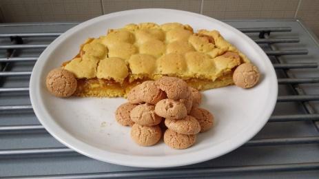 crostata_arance_amaretti_lagrecchi