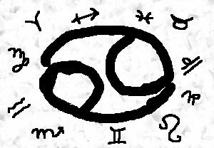 Il segno zodiacale del Cancro