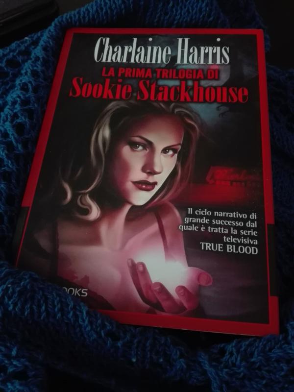 Il libro da cui è stata tratta la serie True Blood