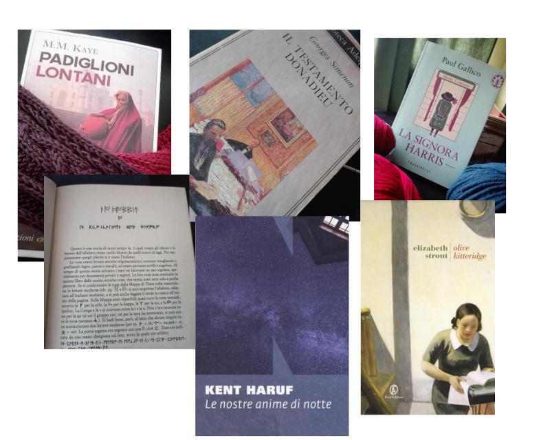 Una raccolta di copertine di libri da portare in vacanza