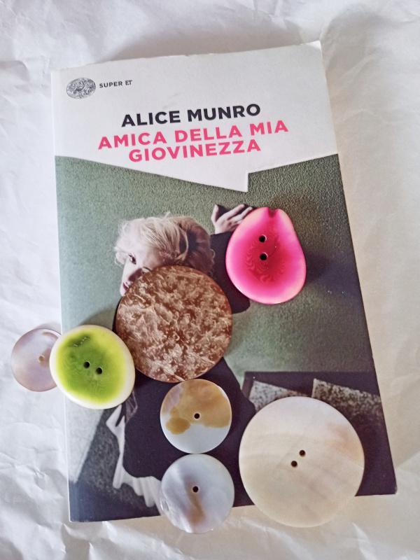 Amica della mia Giovinezza di Alice Munro
