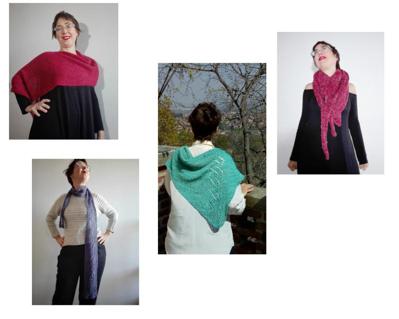 Poncho, sciarpe e scialli da indossare nella mezza stagioni e qualche consiglio in più