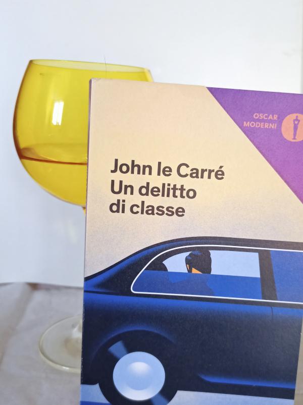 La recensione di Un Delitto di Classe un romanzo di John le Carré