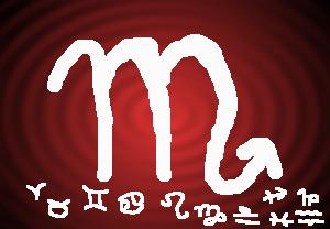 Il segno zodiacale delle Scorpione