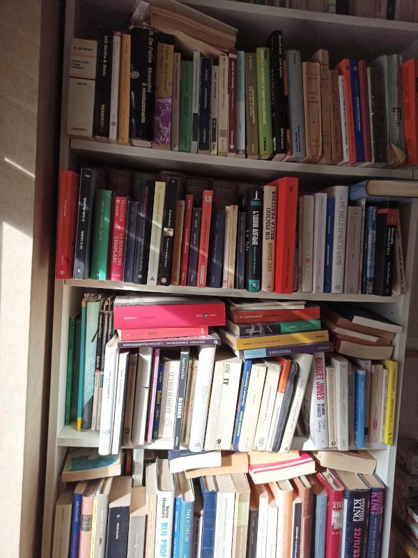Libri che consiglio di regalare, già recensiti sul blog.