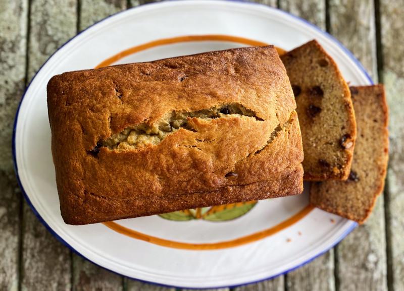 Ricetta per preparare il Banana Bread una torta alla banana