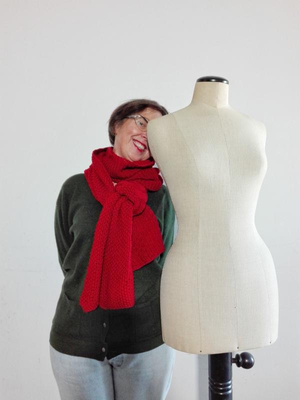 Il racconto del mese: la sciarpa rossa di Irene Lega